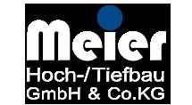 Logo Meier Hoch- / Tiefbau